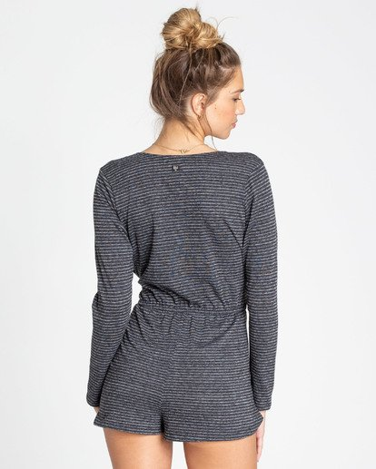 2 Perfect Time Romper Grey JN11TBPE Billabong