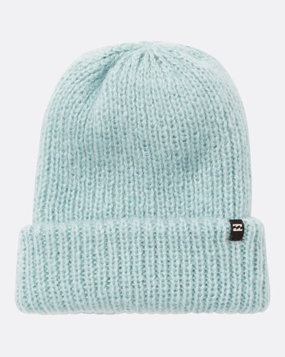 0 Women's Mountain Trip Beanie Blue JSBNQMOU Billabong