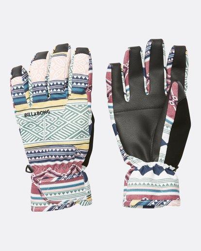 1 Women's Kera Snow Gloves  JSGLQKER Billabong