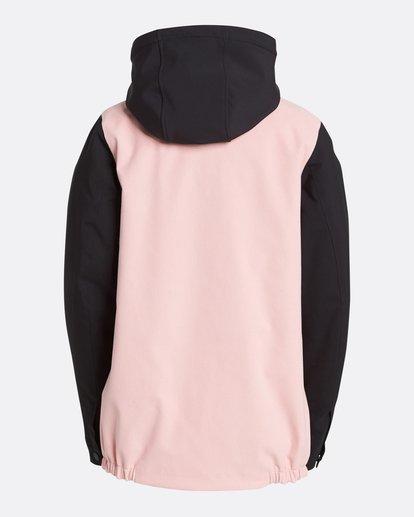 1 Women's Coastal Outerwear Jacket Pink JSNJQCOA Billabong