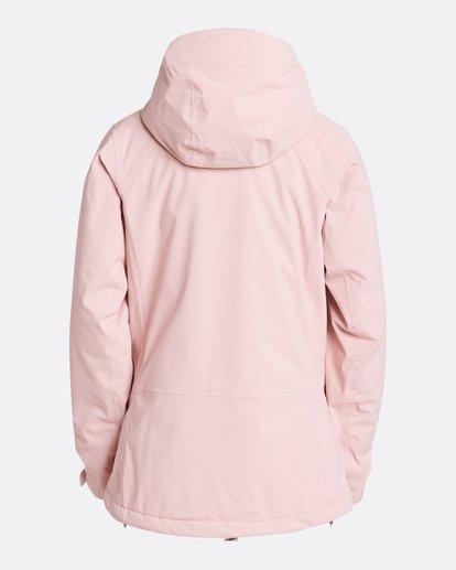 1 Women's Dalia Snow Jacket Pink JSNJQDAL Billabong