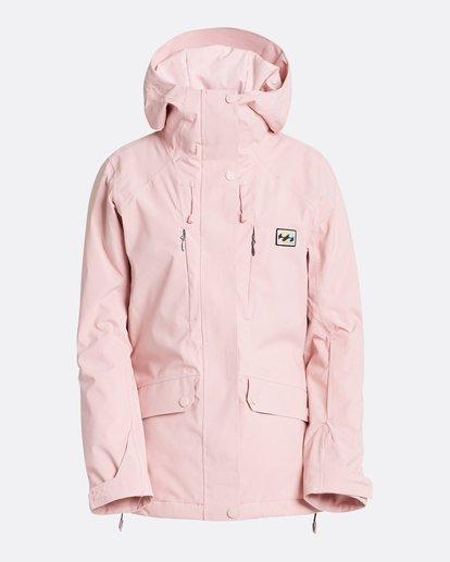 0 Women's Dalia Snow Jacket Pink JSNJQDAL Billabong