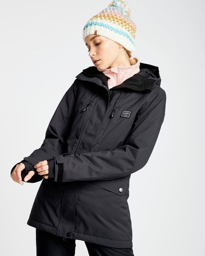 1 Women's Dalia Snow Jacket  JSNJQDAL Billabong