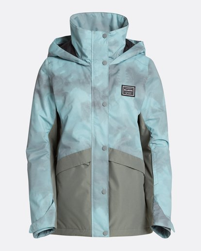 0 Women's Kayla Outerwear Jacket Green JSNJQKAY Billabong