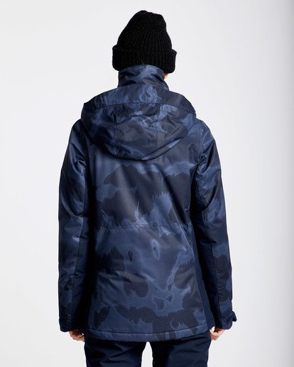 1 Women's Kayla Outerwear Jacket Brown JSNJQKAY Billabong
