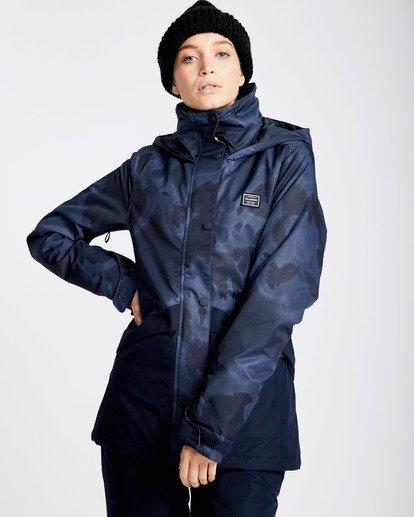 2 Women's Kayla Outerwear Jacket Brown JSNJQKAY Billabong