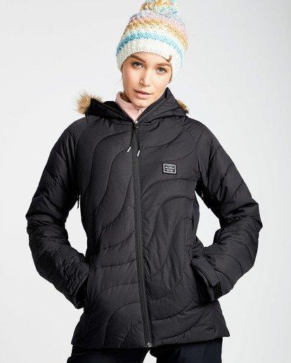 0 Women's Soffya Outerwear Jacket Black JSNJQSOF Billabong