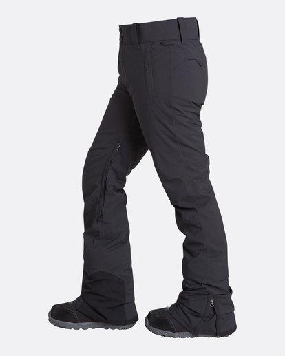 1 Women's Gaia Snow Pants Black JSNPQGAI Billabong