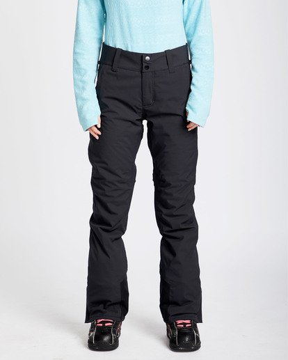 0 Women's Gaia Snow Pants Black JSNPQGAI Billabong