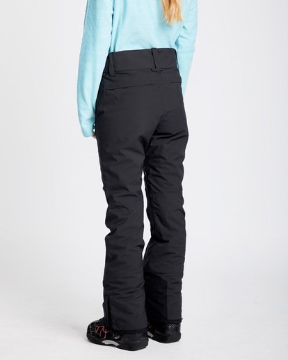 2 Women's Gaia Snow Pants Black JSNPQGAI Billabong