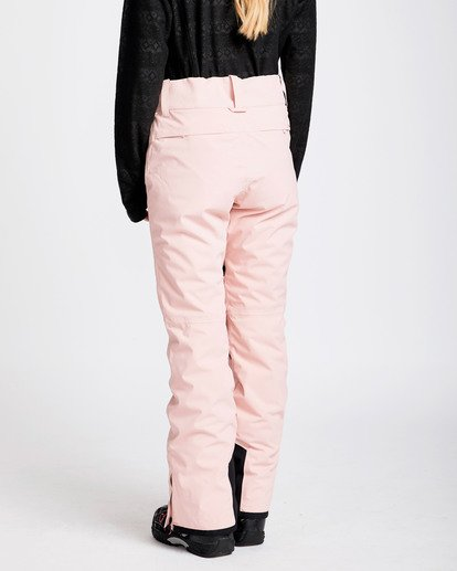 2 Women's Gaia Snow Pants Pink JSNPQGAI Billabong