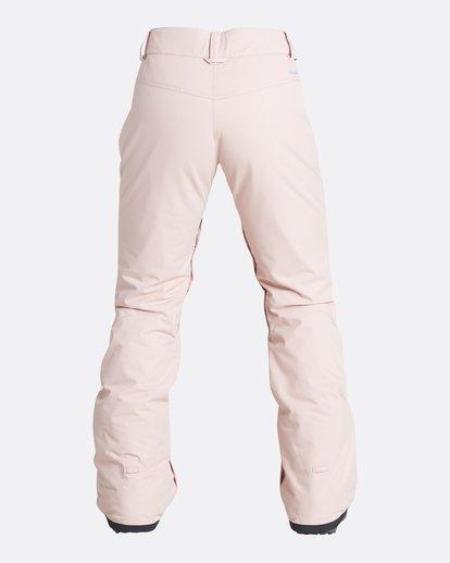 3 Women's Malla Outerwear Pants Pink JSNPQMAL Billabong