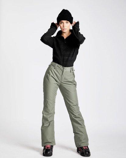 7 Women's Malla Outerwear Pants Green JSNPQMAL Billabong