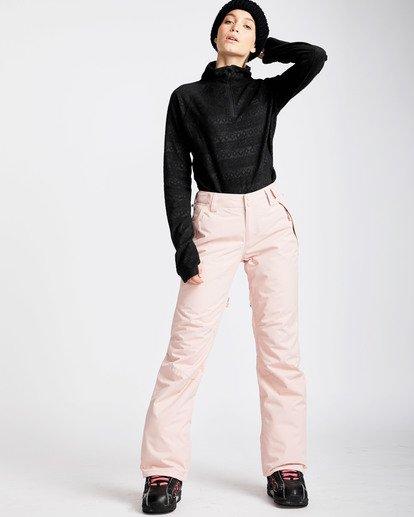 8 Women's Malla Outerwear Pants Pink JSNPQMAL Billabong
