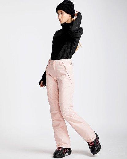 9 Women's Malla Outerwear Pants Pink JSNPQMAL Billabong