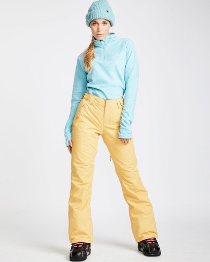 7 Women's Malla Outerwear Pants Beige JSNPQMAL Billabong