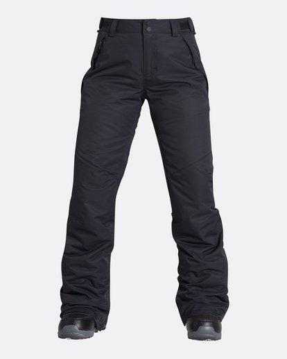 3 Women's Malla Outerwear Pants Black JSNPQMAL Billabong