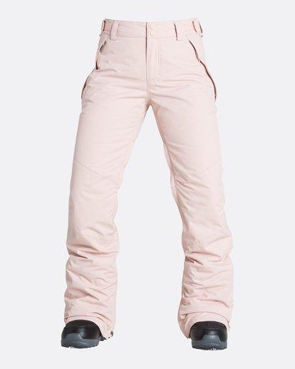 4 Women's Malla Outerwear Pants Pink JSNPQMAL Billabong