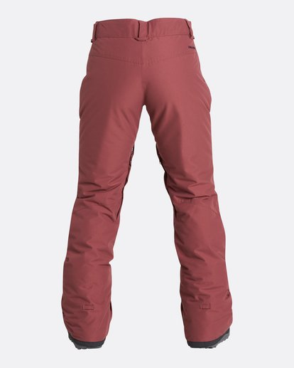 6 Women's Malla Outerwear Pants Red JSNPQMAL Billabong