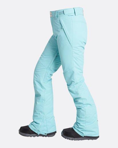 5 Women's Malla Outerwear Pants Blue JSNPQMAL Billabong
