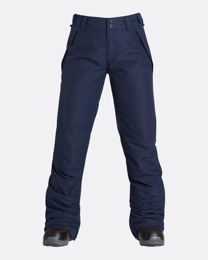 4 Women's Malla Outerwear Pants Blue JSNPQMAL Billabong