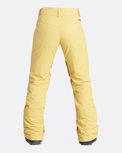 6 Women's Malla Outerwear Pants Beige JSNPQMAL Billabong