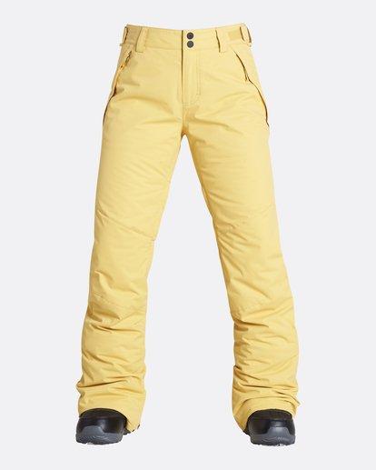 4 Women's Malla Outerwear Pants Beige JSNPQMAL Billabong