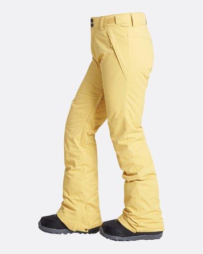 5 Women's Malla Outerwear Pants Beige JSNPQMAL Billabong