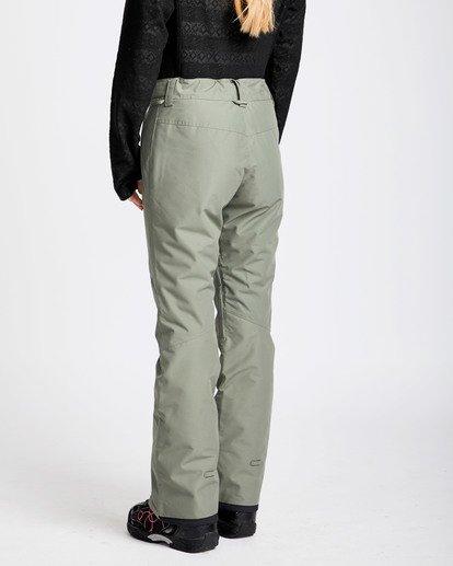 2 Women's Malla Outerwear Pants Green JSNPQMAL Billabong
