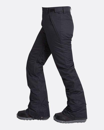 1 Women's Malla Outerwear Pants Black JSNPQMAL Billabong