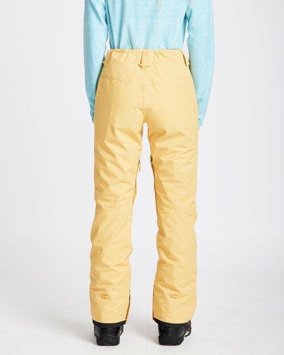 3 Women's Malla Outerwear Pants Beige JSNPQMAL Billabong