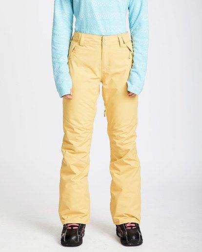 0 Women's Malla Outerwear Pants Beige JSNPQMAL Billabong