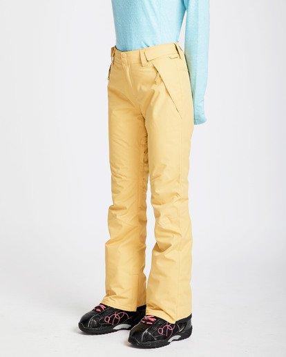 1 Women's Malla Outerwear Pants Beige JSNPQMAL Billabong
