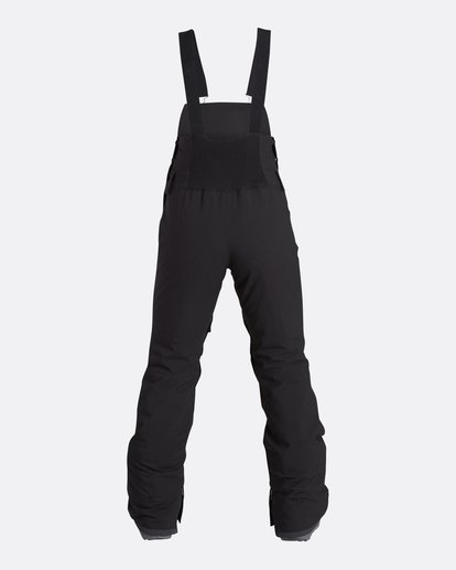 9 Women's Riva Outerwear Bib Pants Black JSNPQRIV Billabong