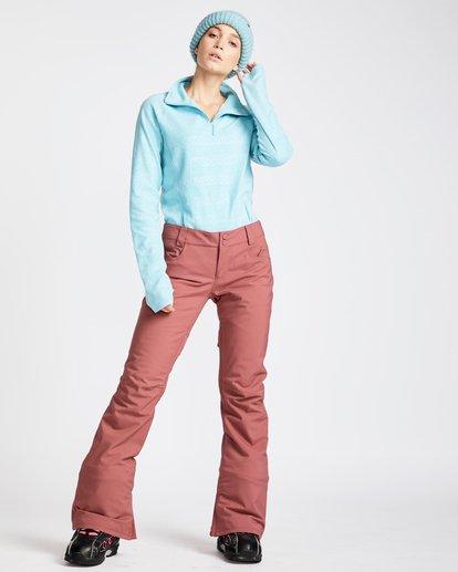 4 Women's Terry Slim Fit Outerwear Pants  JSNPQTER Billabong