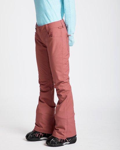 1 Women's Terry Slim Fit Outerwear Pants  JSNPQTER Billabong