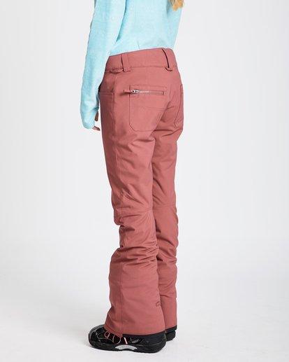 2 Women's Terry Slim Fit Outerwear Pants  JSNPQTER Billabong