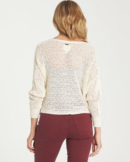 2 Dance With Me Sweater Beige JV01JDAN Billabong