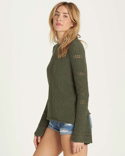 1 Cozy Love Sweater  JV02MCOZ Billabong