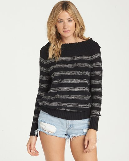 0 Snuggle Down Sweater  JV02NBSN Billabong