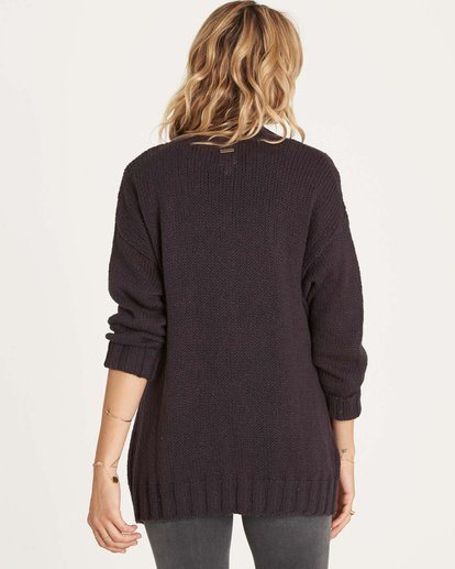 2 Luna Day Cardi Sweater  JV05LLUN Billabong
