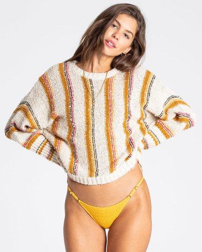 1 Easy Going Sweater White JV05TBEA Billabong