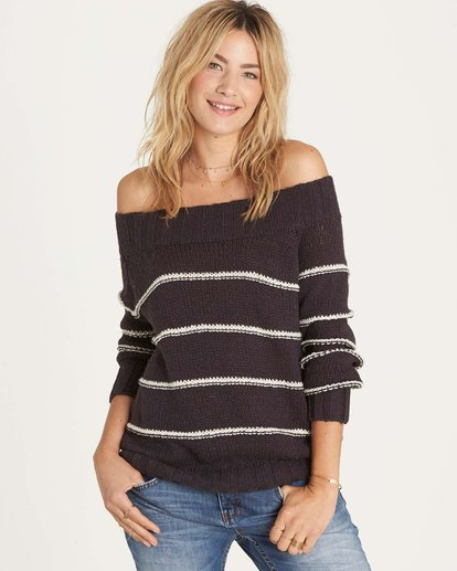0 Snuggle Down Sweater  JV07LSNU Billabong