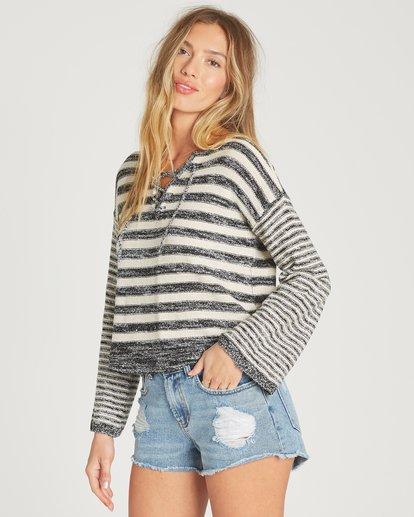 1 Tidal Vibes Sweater Black JV08TBTI Billabong