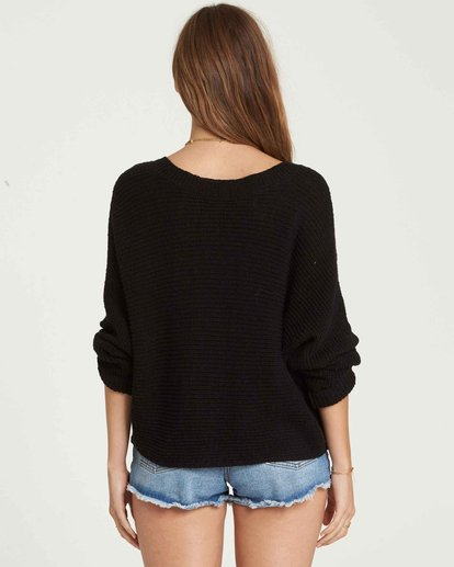 2 Back It Up Sweater Black JV09QBBA Billabong