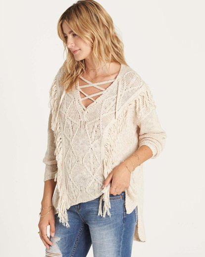 2 Beach Nights Sweater  JV11LBEA Billabong