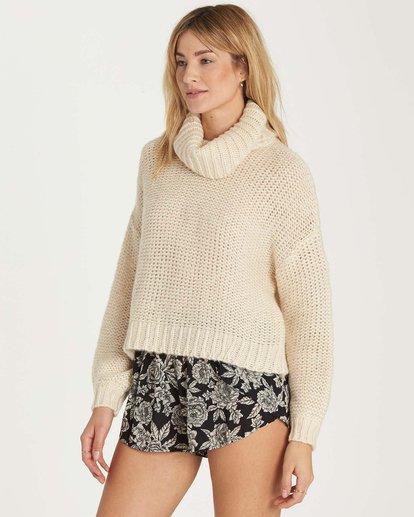 1 Stay Here Sweater White JV11MSTA Billabong