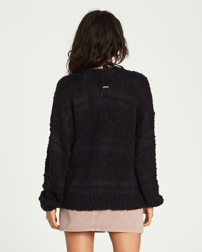 2 Just Fur You Sweater  JV14MJUS Billabong