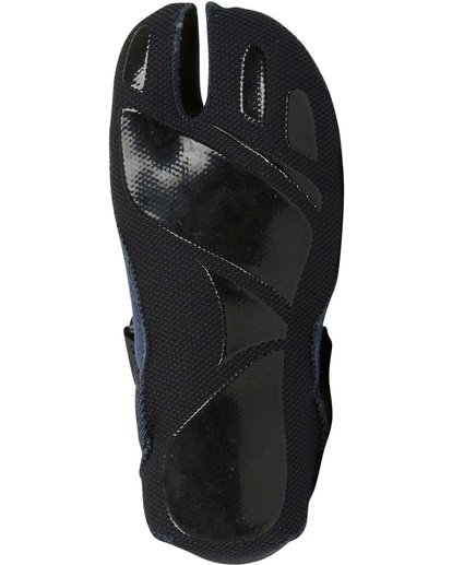 1 5mm Salty Daze Wetsuit Boot Blue JWBOQBD5 Billabong