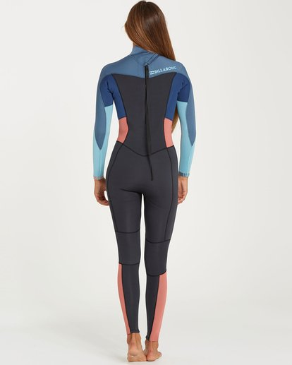 2 3/2 Synergy Backzip Fullsuit  JWFULSB3 Billabong